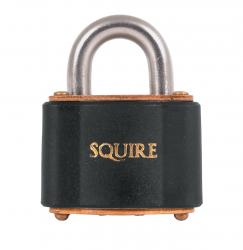 Squire Stronglock Pin Tumbler - Brass - Rustproof, Marine Padlocks