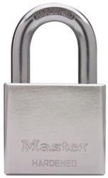 Master Lock No. 532 Chrome Steel Padlock