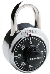 Master Lock No. 1500 Combination Padlocks