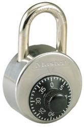 Master Lock No. 2001 Combination Padlocks