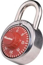 Master Lock No.1504 Coloured Dial Combination Padlock