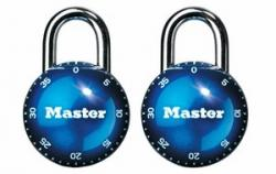 Master Lock Mini Sphero 2074 Combination Padlocks