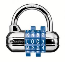 Master Lock 1534D Password Plus Resettable Combination Locks