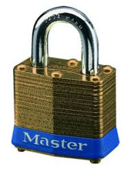 Master Lock No.82 Series Laminated Brass Padlocks