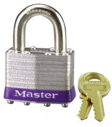 Master Lock No.1 Series Laminated Steel Padlock