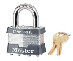 Master Lock No.11 Series Commercial Laminated Steel Padlock