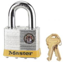Master Lock No.17 Series Laminated Steel Padlock