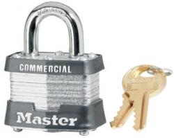 Master Lock No.31 Series Commercial Laminated Steel Padlock