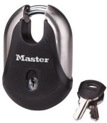 Master Lock 190 Titanium Series Shrouded Padlock