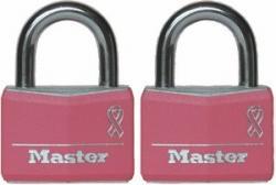 Master Lock 146 Series Breast Cancer Awareness Covered Aluminium Padlock