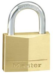 Master Lock 130 Series Solid Brass Padlock