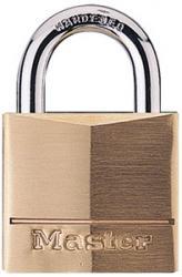 Master Lock 140 Series Solid Brass Padlock