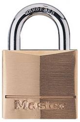 Master Lock 160 Series Solid Brass Padlock