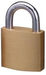 Master Lock 4130 Economy Series Brass Padlock