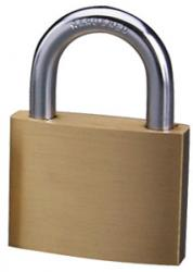Master Lock 4150 Economy Series Brass Padlock