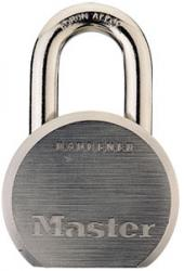 Master Lock 930 Series Chrome Steel Padlock