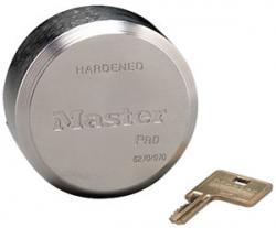Master Lock 970 Series Chrome Steel Padlock