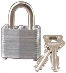 Master Lock 9 Series Warded Laminated Steel Padlock