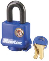 Master Lock 312 Covered Laminated Steel Padlock