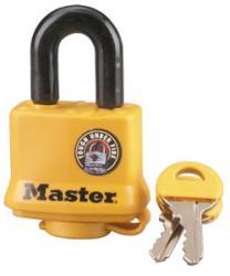 Master Lock 315 Covered Laminated Steel Padlock