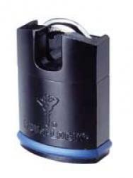 Mul-T-Lock E Series Padlock - Closed Shackle