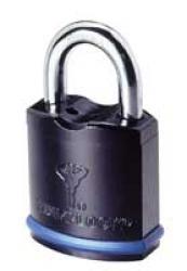 Mul-T-Lock E Series Padlock - Open Shackle