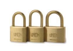 Union Cylinder Padlock - 3102/310251/310252