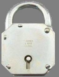 TMORGAN Special Application Padlock - 11/44239 Series
