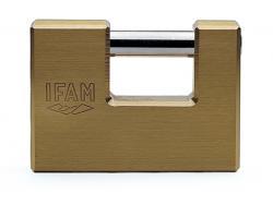 IFAM U-Series Brass Padlocks