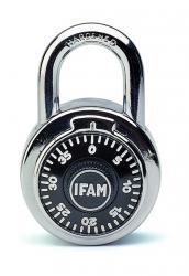 IFAM Saturn Combination Padlock